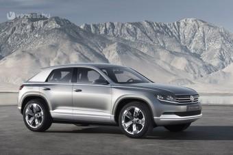 3 litert fogyaszt a jövő VW terepjárója
