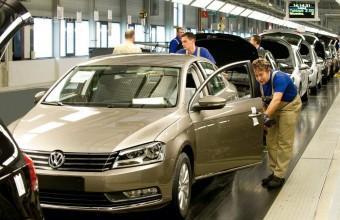A magyar autópiac harmada a VW-konszerné