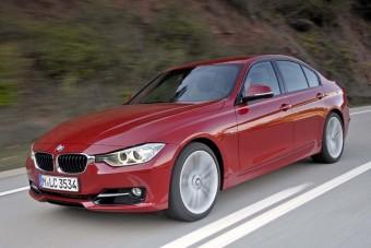 Vezettük: Új BMW 3-as