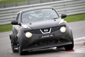 Vezettük a brutális Nissan Juke-ot