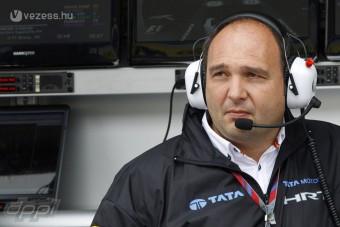 F1: Lelép a Hispania csapatfőnöke