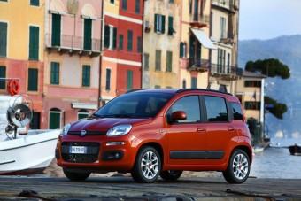 Vezettük: Fiat Panda 2012