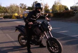 Varga Viktor a motorok szerelmese