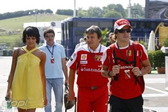 F1: Alonso válással kezdi az ünnepeket