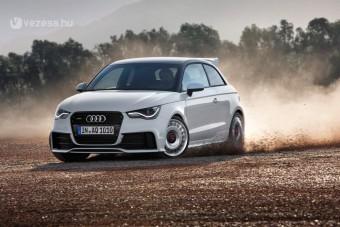 Apró szörnyeteg az Auditól