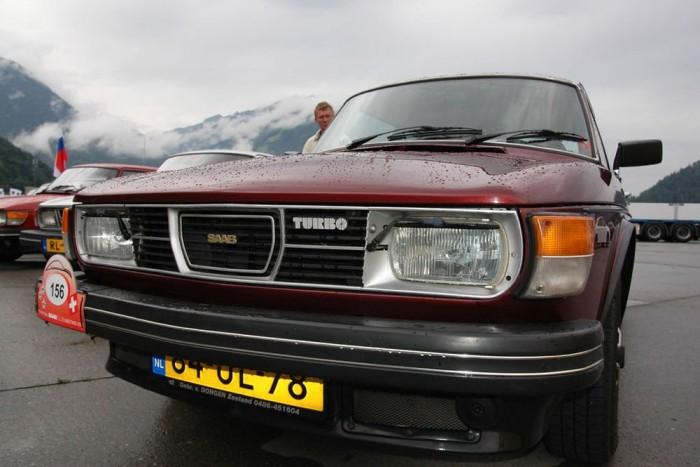 A 99 turbó a legkívánatosabb klasszikus Saab