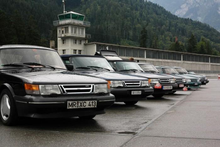 OG Saab 900-asok, a nyolcvanas évek jellegzetes Saab arcai