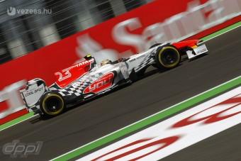 F1: Alguersuari nem talál könnyű menedéket