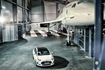 Újra találkozott a Concorde és a Citroën DS