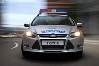 Jó lesz ez rendőrautónak?