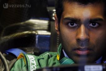 Le Mans-autóba ülne az indiai F1-es