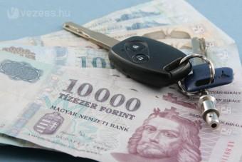 Baleseti adó nélkül nincs autózás