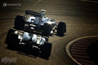 F1: Átszabják az előzési zónákat