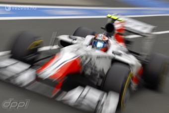 F1: Liuzzit dobni fogják