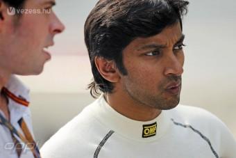 F1: Nem lesz helyük az indiai pilótáknak