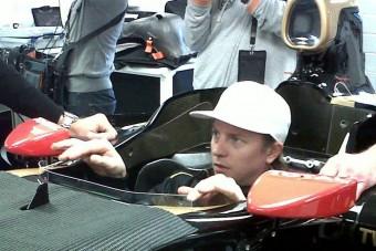 F1: Idő kell majd Räikkönennek