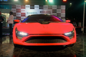 Sportkocsi Indiából