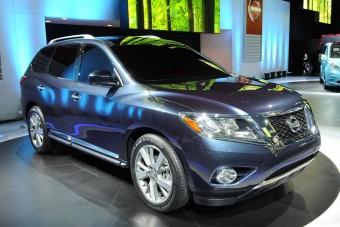 Új szabadidő-autó a Nissantól