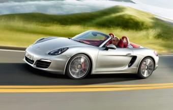 Elkészült az új Porsche Boxster
