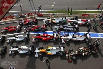 F1: Miért másolhatnak egymásról a csapatok?