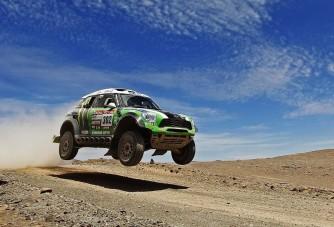 Peterhansel 10., Despres 4. győzelme a Dakaron