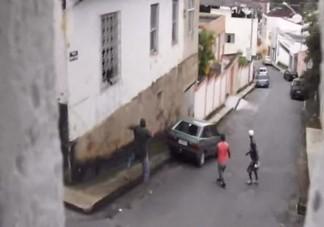 Három béna brazil esete a lejtővel