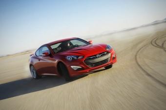 Megerősödnek a Hyundai kupék