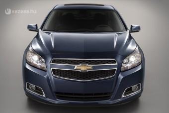 Öt év garancia az új Chevrolet-kre