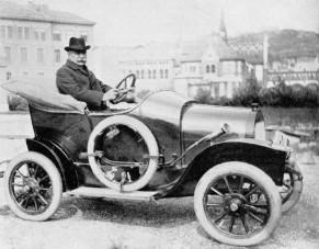 160 éve született Csonka János, a karburátor feltalálója