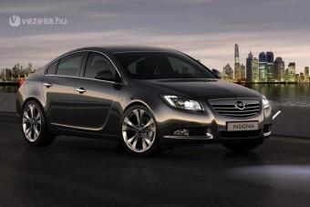 Kínában nyomul az Opel