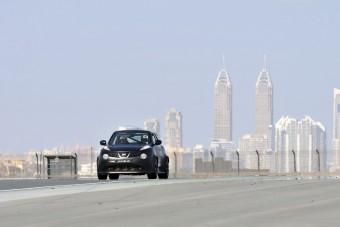 Ferrarik, Dubai, Nissan Juke