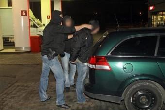 Francia autós bűnbandát fogott a rendőrség