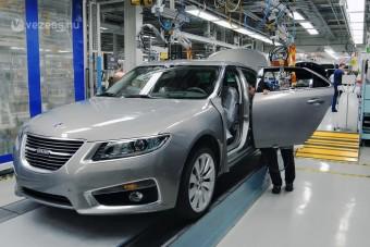 Kínai autógyár mentheti meg a Saabot