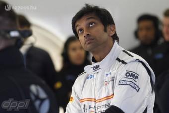 F1: Karthikeyan kapta az utolsó ülést