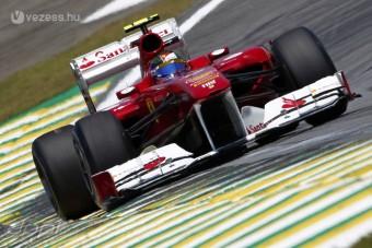F1: Minek tartották meg Massát?