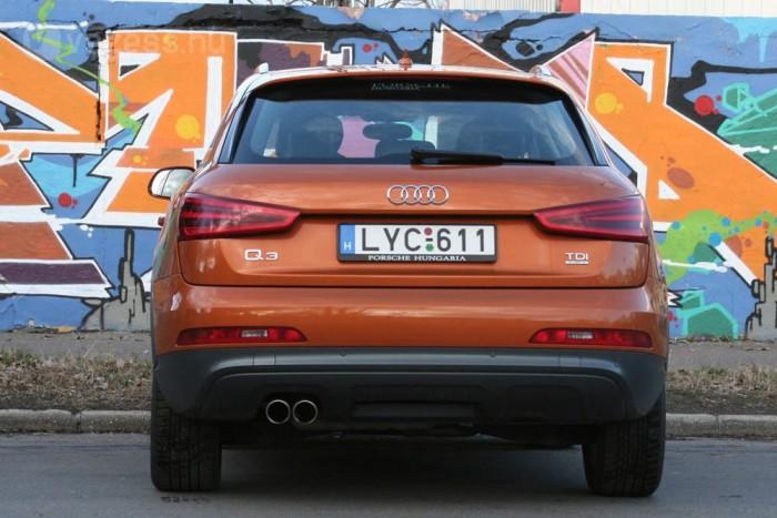 Ez az első Audi, amely Spanyolországban készül, javítva a SEAT martorelli gyárának kihasználtságát
