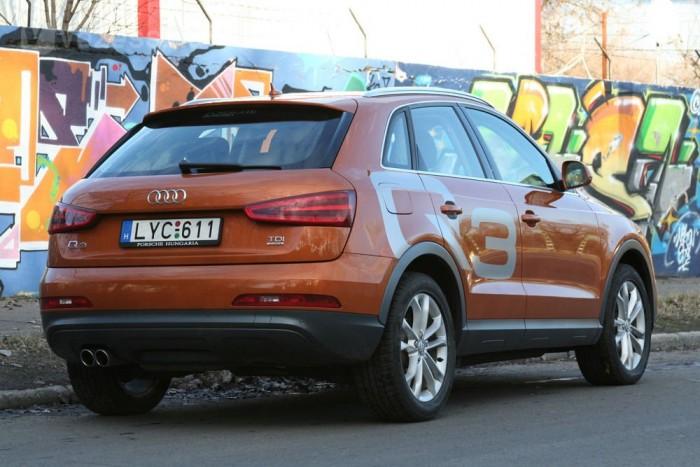 14,5 millió forintba kerül a tesztautó újonnan, a 2,0 TDI quattro alapára 11 millió Ft