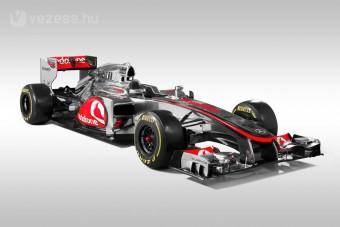 F1: Megjött az új McLaren