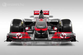 F1: Beismerte a trükközést a McLaren