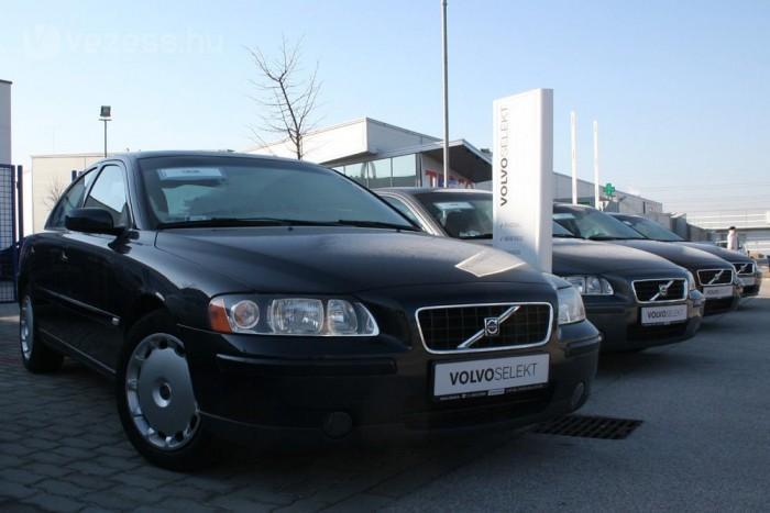 Maximum ötéves kocsik kaphatnak Volvo Selekt minősítést
