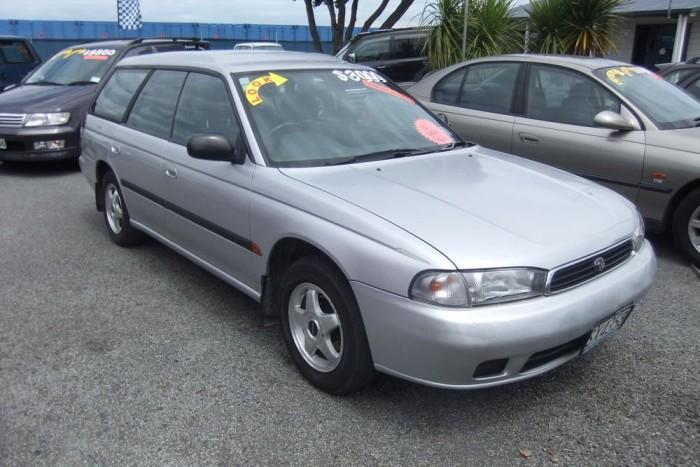 Ha Subaru Legacy, akkor már legyen Outback, a kombi sokkal használhatóbb