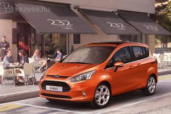 Bajban az Opel családi autója