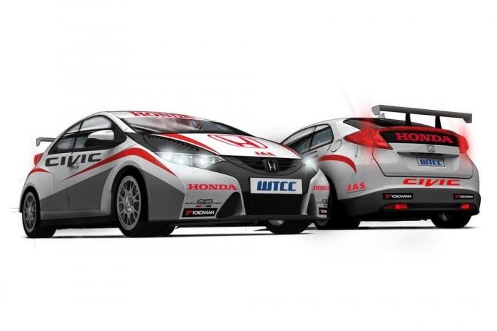 A Honda WTCC-versenyautót a Mugen 1,6-os turbós benzinmotorja hajtja majd. A kocsi Angliában készül, a JAS Motorsportnál