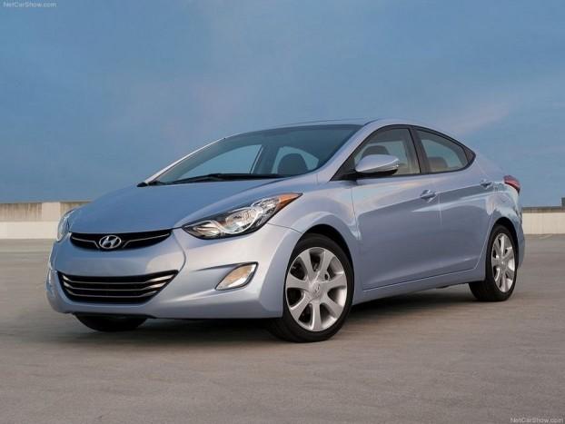 Több mint egymillió Elantrát értékesítettek tavaly, csak 10 ezer autóval van a Corolla és az Auris mögött