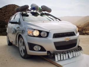 Őrülten vicces Chevrolet reklám