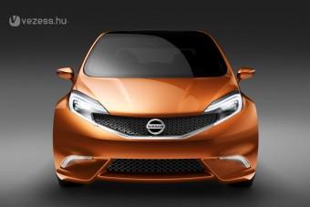 Leg-leg autó a Nissantól