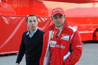 F1: Massa összeszedi magát?