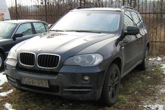 2008-es BMW X5 4,5 milliótól