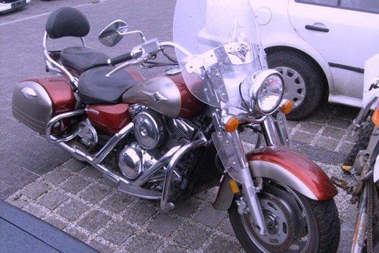 2008-as Kawasaki Vulcan 1,35 milliótól