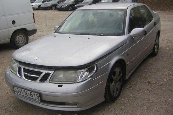 2001-es Saab 9-5 2,3 300 ezer forinttól